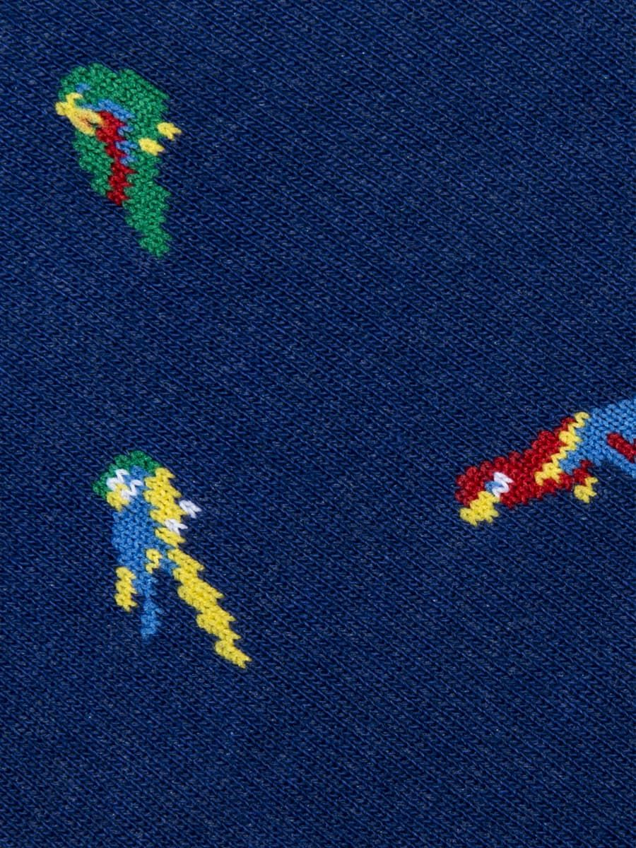 Фото 27 - НОСКИ МУЖСКИЕ от Mark Formelle синего цвета