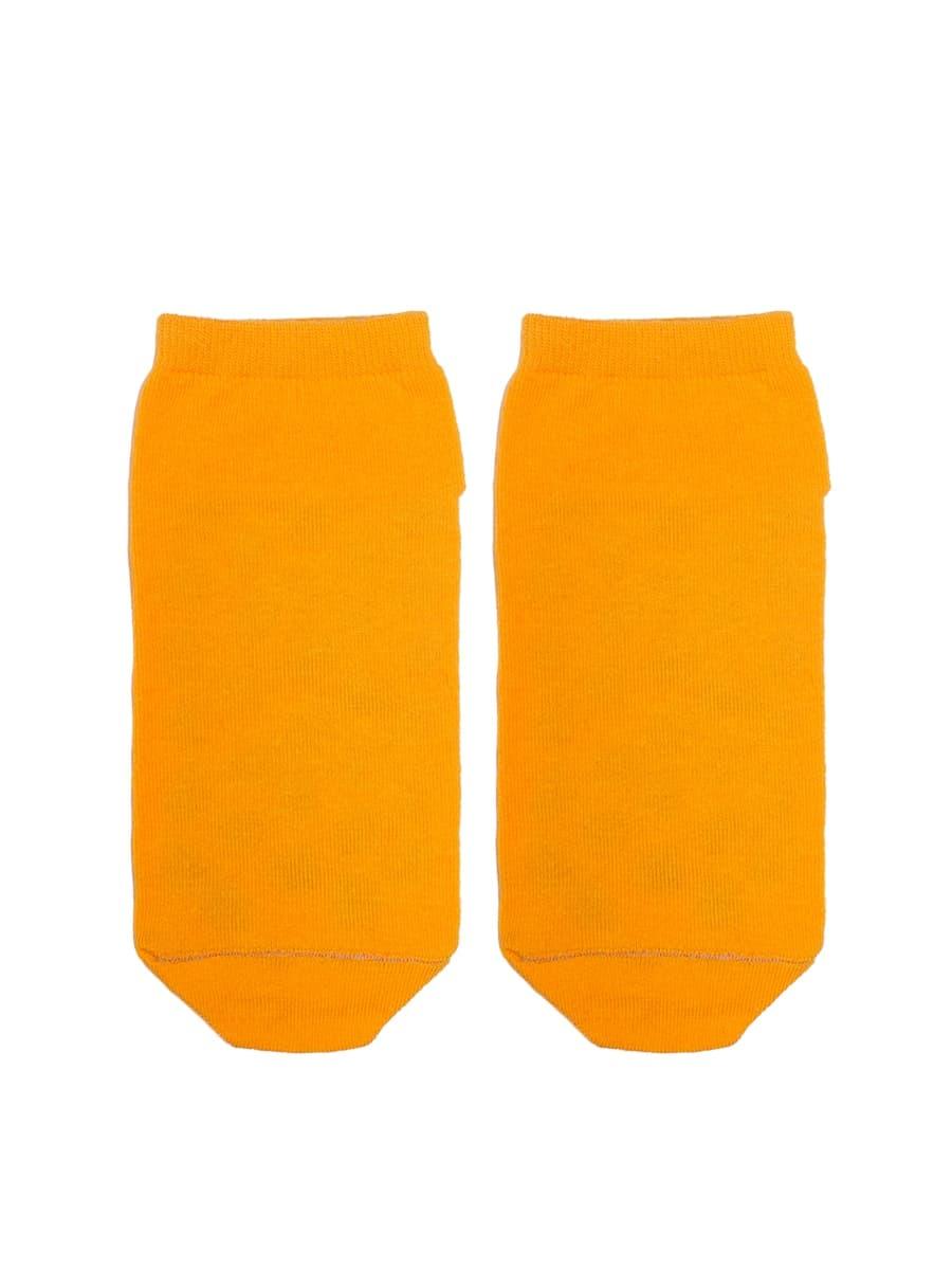 Фото 27 - НОСКИ ЖЕНСКИЕ от Mark Formelle оранжевого цвета