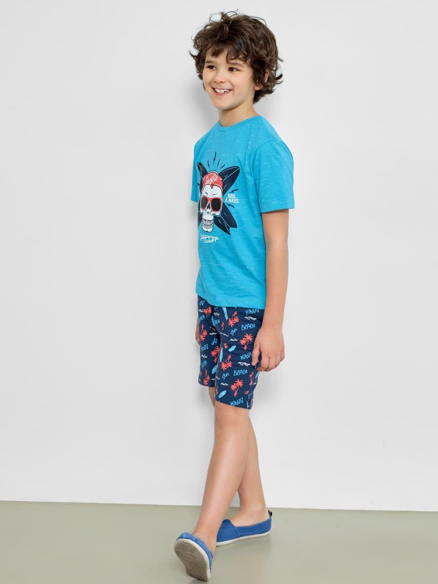 Комплект для мальчиков (футболка и шорты) от Mark Formelle