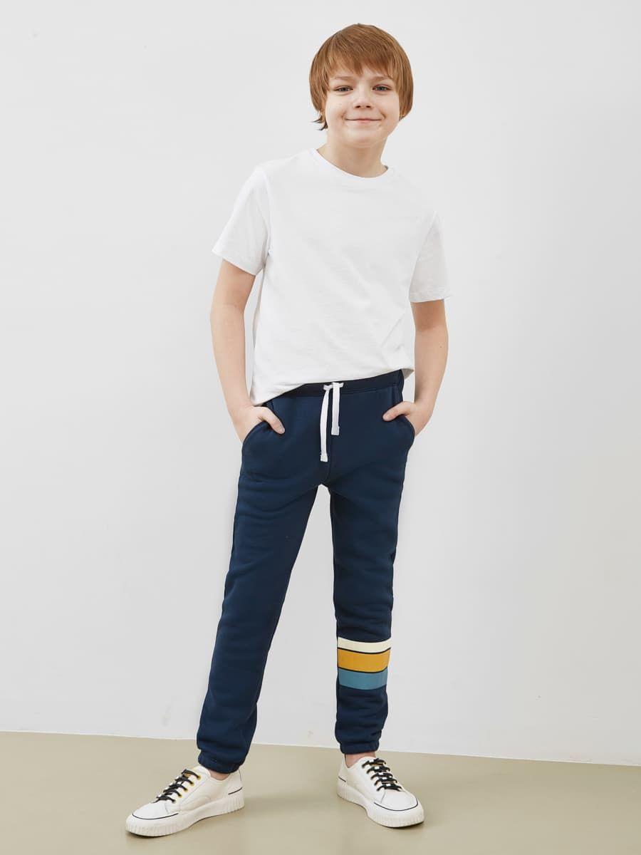 Повседневные брюки от Mark Formelle