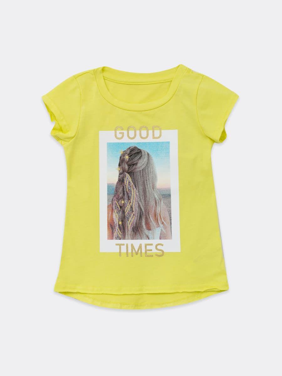 Приталенная футболка с принтом от Mark Formelle