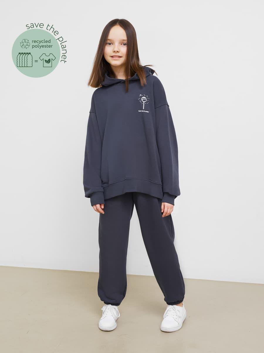 Свободные брюки для девочек от Mark Formelle