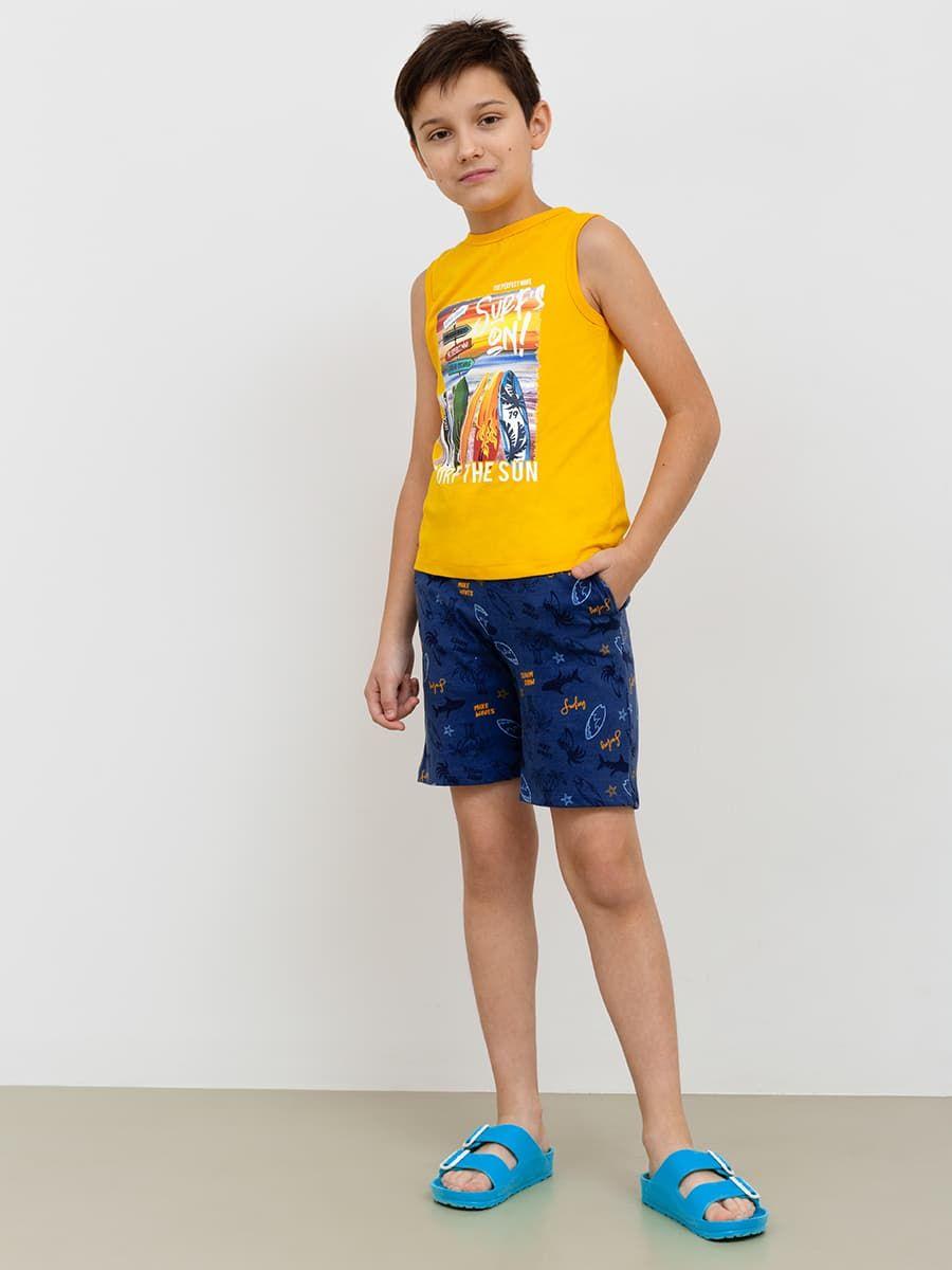 Комплект для мальчиков (майка и шорты) от Mark Formelle