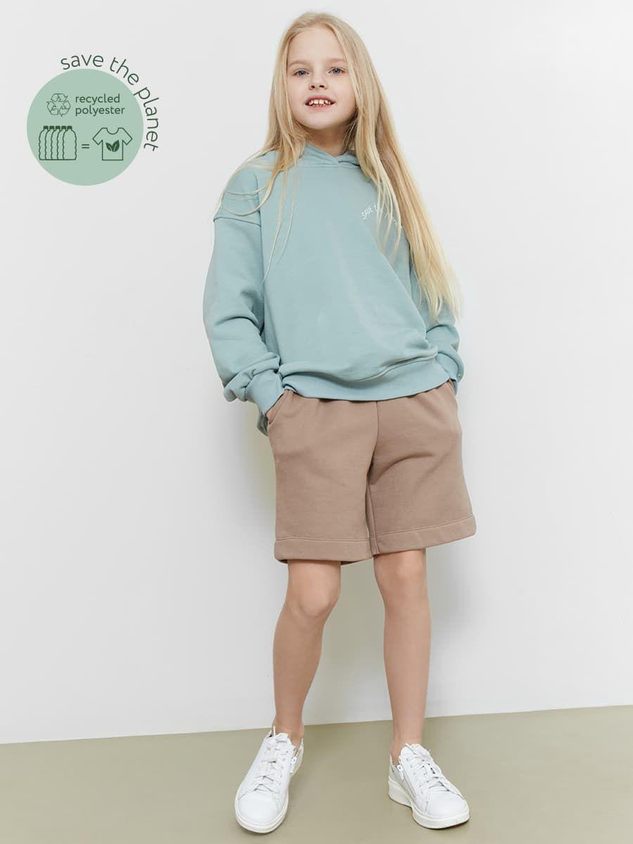 Свободные шорты для девочек от Mark Formelle