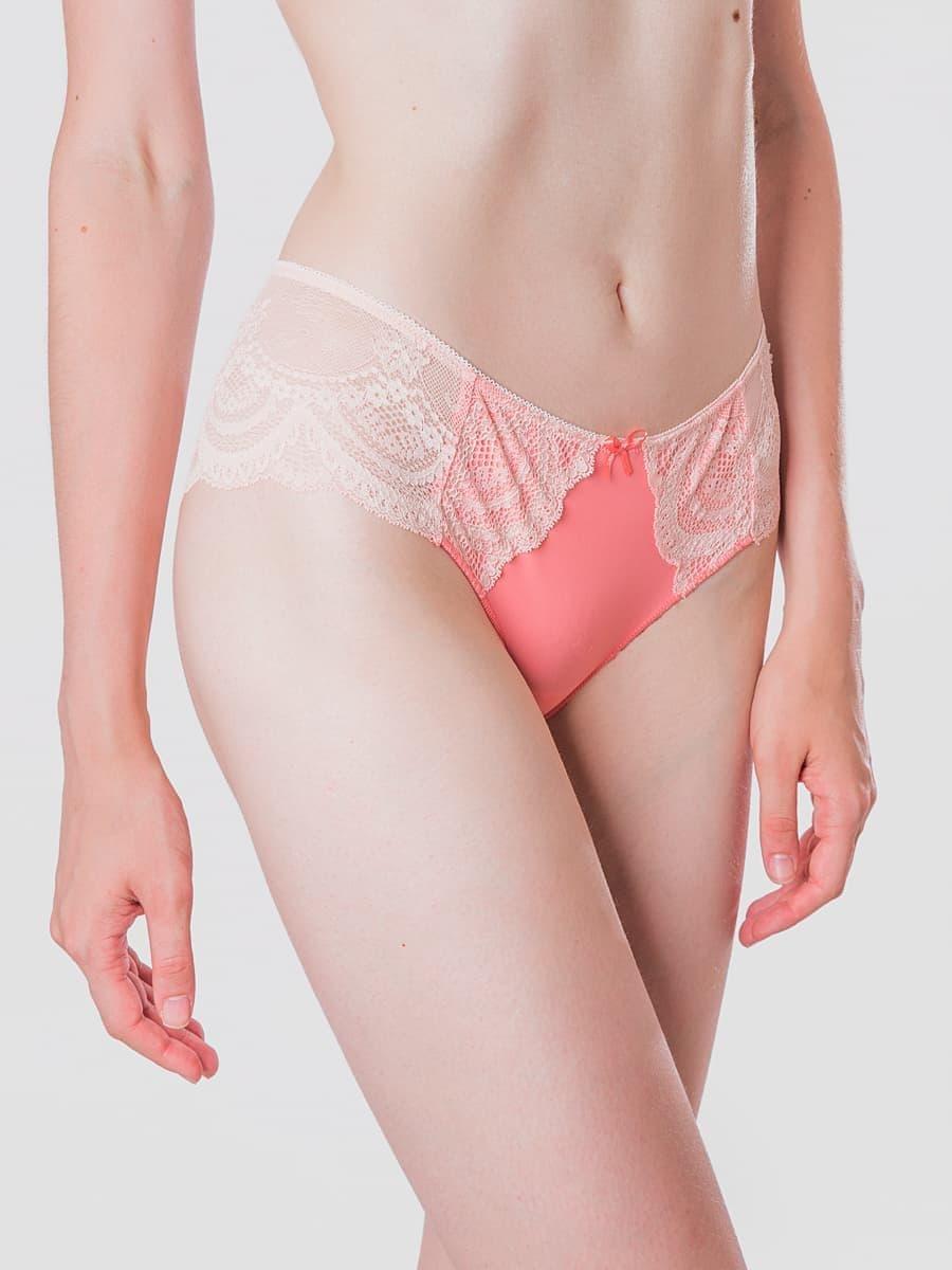 Фото - ТРУСЫ ЖЕНСКИЕ от Mark Formelle розового цвета