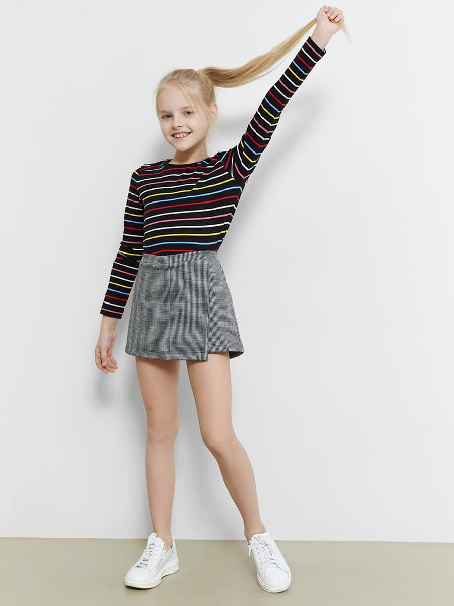 Юбка-шорты для девочек от Mark Formelle