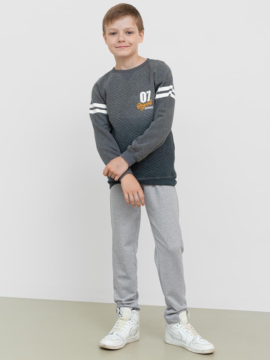 Прямые брюки для мальчиков от Mark Formelle