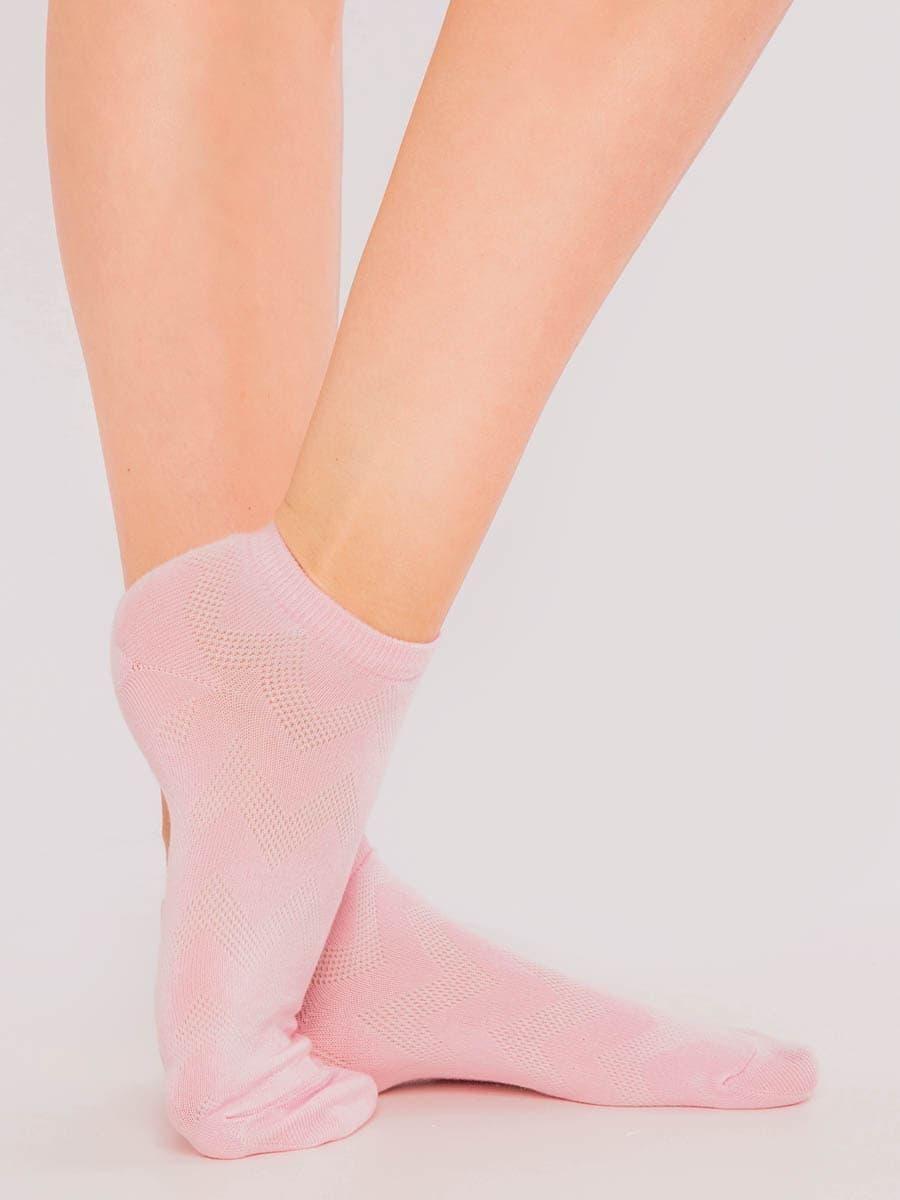 Фото - НОСКИ ЖЕНСКИЕ от Mark Formelle розового цвета