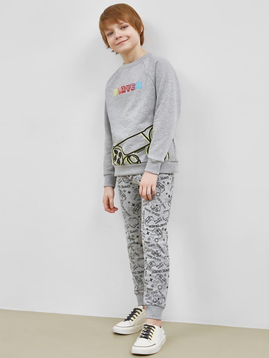 Повседневный комплект (свитшот и брюки) от Mark Formelle