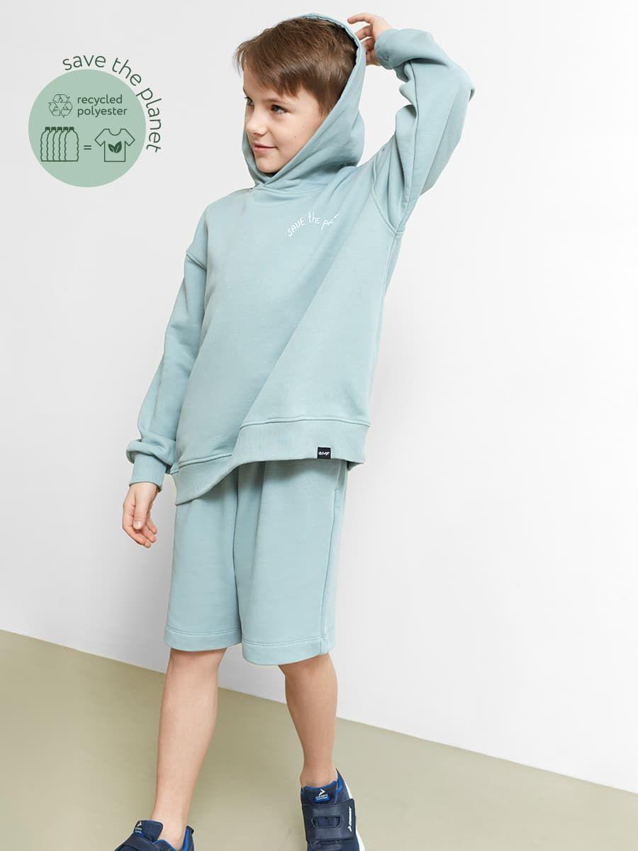 Свободные шорты для мальчиков от Mark Formelle