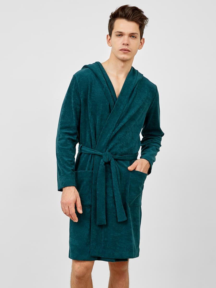 Легкий махровый халат от Mark Formelle